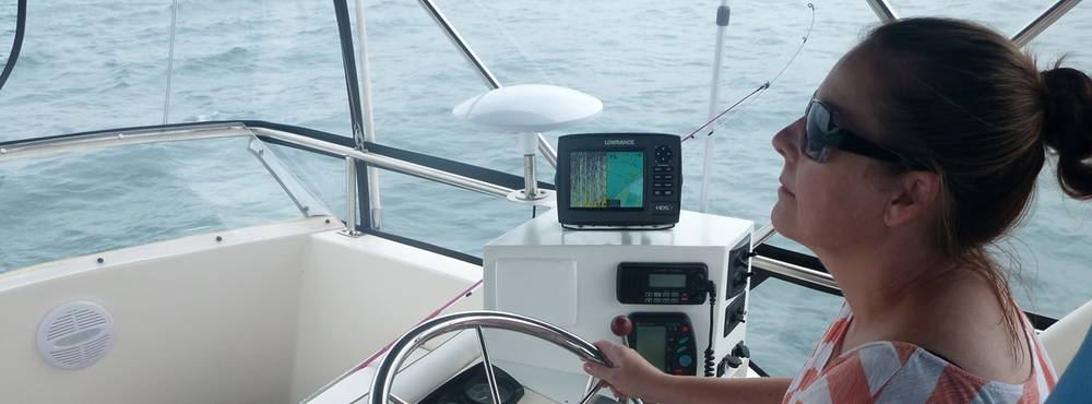 Learn boating before taking the helm