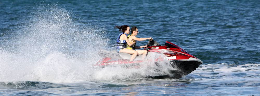 Obtain a PWC licence so you can ride a jetski