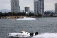 XCAT Power Boat